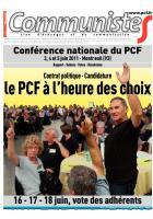 CommunisteS N°439 - 8 juin 2011