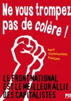 Affiche anti-FN