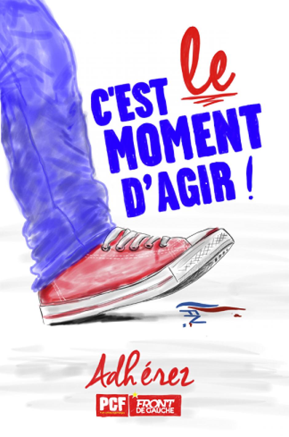 Limoges Bleu Marine: ultra réac' ou extrême réac'?
