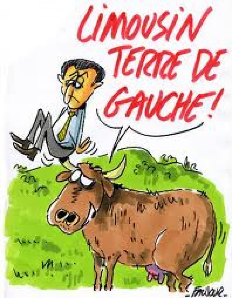 Législatives de 2012 - accord historique unitaire en Limousin