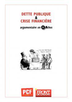 Argumentaire Crise & dette publique