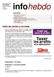 Info Hebdo N°431